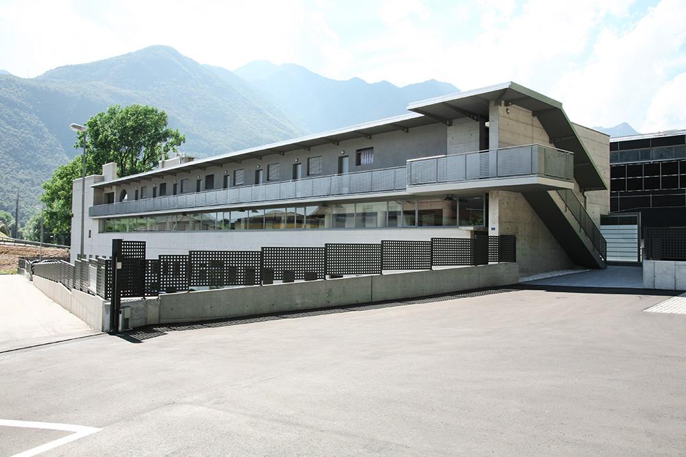 CENTRO CAST Blocco E, Castione